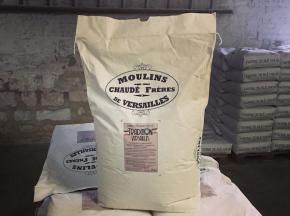 Moulins de Versailles - Farine De Tradition T65 - 25kg