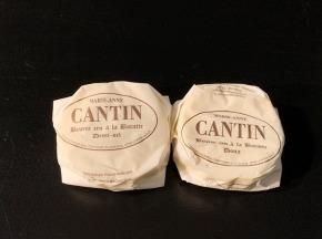 La Fromagerie Marie-Anne Cantin - Bourriche De Beurre Cru À La Baratte Doux - 75 Gr