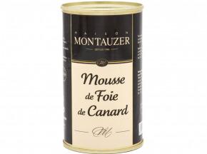 Charcuterie Montauzer - Mousse de foie de canard - 200 g