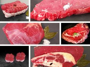 Ex Organic - Ferme de la Motte Chalon - PRÉCOMMANDE - Angus Aberdeen Bio Colis Mix 7kg - 3 Semaines De Maturation