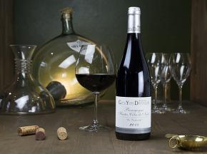 """Dyvin - Domaine Guy & Yvan Dufouleur - Hautes-Côtes de Nuits Rouge """"16e génération"""" - Lot de 6 Bouteilles"""