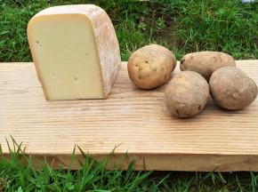 La ferme Lassalle - Raclette De Brebis 1kg