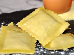 Les Pâtes Côté Mont Blanc - Ravioli 3 Fromages AOC