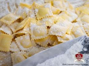PASTA PIEMONTE - Raviolis Au Citron De Menton ©