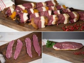 Ferme de Pleinefage - Colis Barbecue (4 Personnes) + 1 Rillettes De Canard (200g) Offerte