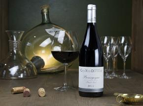 Dyvin - Domaine Guy & Yvan Dufouleur - Bourgogne Pinot Noir - Lot De 6 Bouteilles