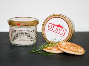 Olsen - Tarama à la truffe d'été (3%), verrine 90g