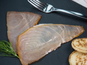 Olsen - Assiette Pacifique aux 3 poissons sauvages fumés 130g