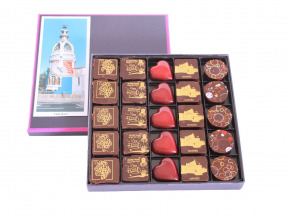 Maison Castelanne Chocolat - Coffret Spécialités Nantaises