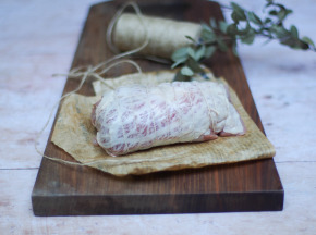 Ferme du caroire - Rôti de Chevreau Farci 400g