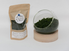 Les Algues de l'Île de Ré - Aonori - 10g - Paillettes Mono Variété