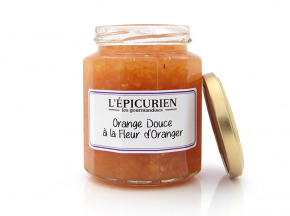 L'Epicurien - ORANGE DOUCE A LA FLEUR D'ORANGER