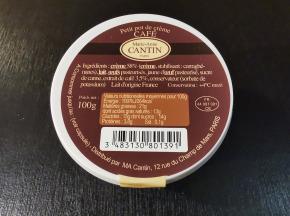 La Fromagerie Marie-Anne Cantin - Petit Pot De Crème Café