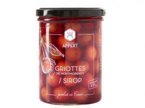 Monsieur Appert - Griotte De Montmorency / Sirop