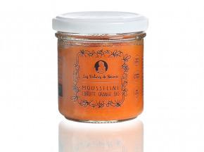 Les délices de Noémie - Petits pots bébé 6 mois: Mousseline carottes orange bio X 6