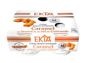 BASTIDARRA - Crème Dessert Caramel Beurre Salé