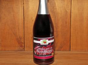 Le Domaine du Framboisier - Pétillant de Framboise sans Alcool 75cl
