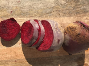 La Ferme du Polder Saint-Michel - Betterave Rouge Bio Crue Sucrée