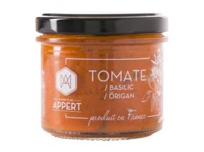 Monsieur Appert - Crème Apéritif Tomates/basilic/origan