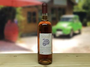 Les Perles Rouges - ''Vin De Prune'' - 75cl