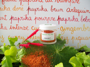 HERBA HUMANA - Piment Pili-pili Bio Cultivé en France 3 g