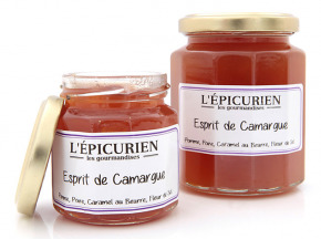 L'Epicurien - ESPRIT DE CAMARGUE (Pomme, Poire, Caramel au Beurre, Fleur de Sel)