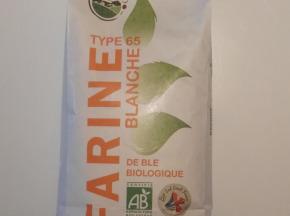 Cocotte et Potiron - Farine De Blé Bio T65 - 1kg