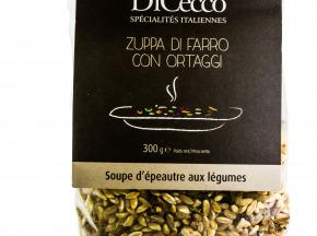 Casa Di Cecco - Soupe d'épeautre aux légumes