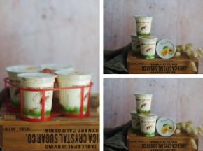 Ferme Chambon - Yaourts au Lait de Cru de Vache et aux Fruits (Abricots) x12
