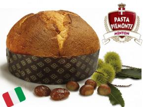 PASTA PIEMONTE - Panettone Aux Marrons Glacés