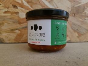 LES JARRES CRUES - Légumes D'été Bio Lacto-fermentés
