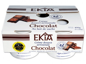 BASTIDARRA - Crème Dessert Chocolat 4*100gr