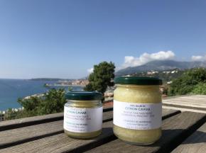 Le Jardin des Antipodes - 100% Billes Du Citron Caviar Nature Non-traitées - 190g