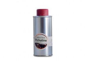 Les amandes et olives du Mont Bouquet - Huile d'olive Picholine 25 cl