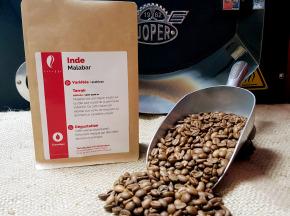 Brûlerie de Melun-Maison Anbassa - Café Malabar-inde-en Grains