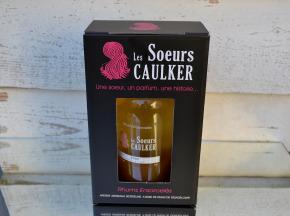 Les Soeurs Caulker - Rhums ensorcelés - Coffret Cadeau Luna (pommes Au Miel, Vanille, Cannelle)