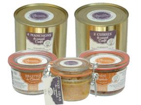 L'Armoire à Conserves - Panier Canard (5 Produits)