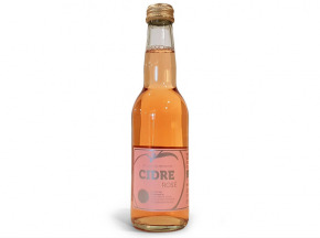 la Ferme d'Hotte - Cidre Rosé -33cl