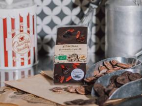 Le Petit Atelier - Tablette Chocolat Noir Et Fruits-rouges