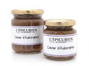 L'Epicurien - CAVIAR D'AUBERGINES