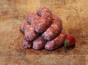 Nature viande - Domaine de la Coutancie - Saucisses forestières 1kg