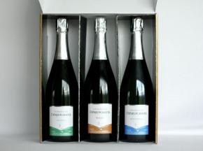 Champagne Deneufchatel - Coffret Dégustation De Champagne