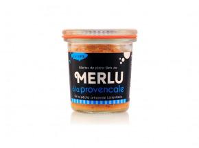 Conserverie artisanale de Keroman - Rillettes De Merlu Aux Olives Noires Bio