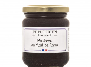 L'Epicurien - Moutarde Au Mout De Raisin