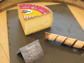 Constant Fromages & Sélections - La Tomme Du Jura Au Lait Cru, Part De 500g Environ