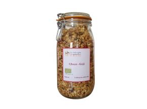 La fabrique du granolier - Bocal De Granola Choco Goji