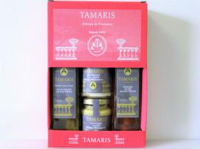 TAMARIS Artisan de Provence - Coffret Provence Truffe Noire