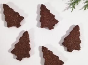 KléZia Pâtisserie - Biscuits Menthe/cacao Vegan Ig Bas