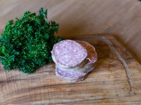 Ferme de Montchervet - Saucisson cuit, 200g