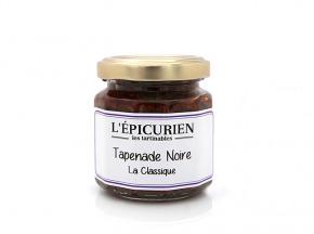 L'Epicurien - TAPENADE NOIRE - LA CLASSIQUE